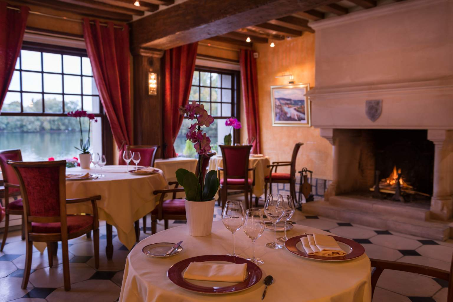 Restaurant available for private hire for your seminars and meetings